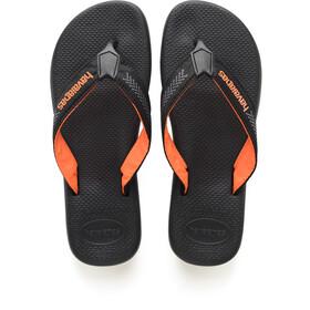 havaianas Surf Pro - Sandales Homme - noir